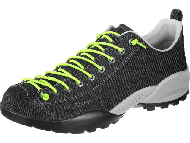 Scarpa Mojito Denim Zapatillas, black/green